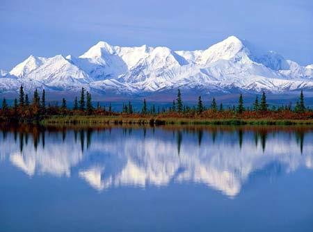 Reflections alaska