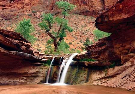 River canyons utah