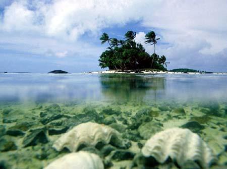 Cook islandes