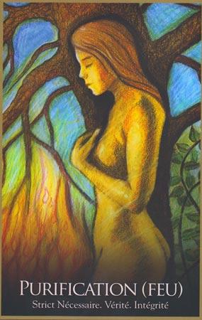 Gaia purification feu