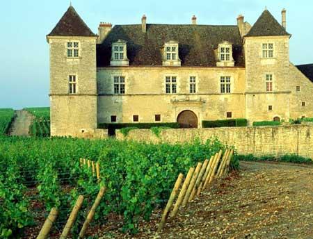 Chateau vougeot01