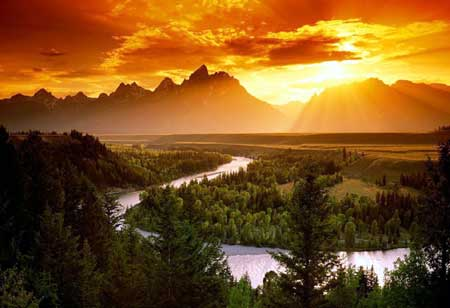 Snake river wyoming