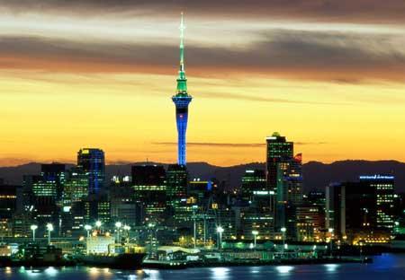 Auckland new-zealand