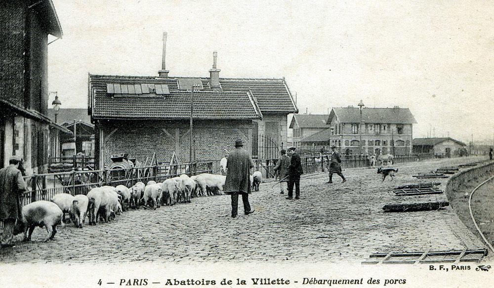 10 abattoirs de la villette