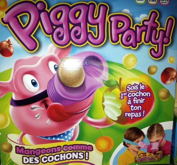 Jeu piggy party