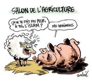 Salon agriculture